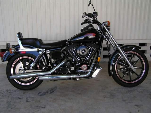 FXDB – Motorcycles